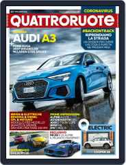 Quattroruote (Digital) Subscription May 1st, 2020 Issue