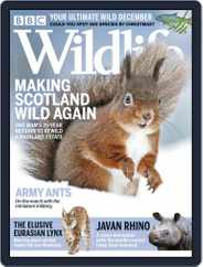 Bbc Wildlife (Digital) Subscription December 1st, 2020 Issue