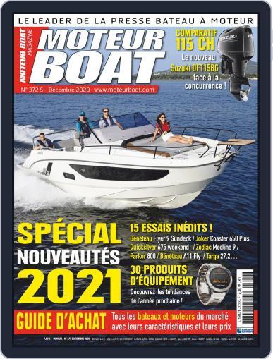 Moteur Boat December 1st, 2020 Digital Back Issue Cover