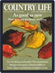 Country Life (Digital) Subscription November 18th, 2020 Issue