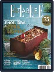 ELLE à Table (Digital) Subscription November 1st, 2020 Issue