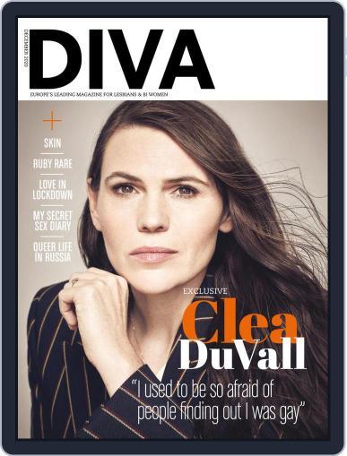DIVA December 1st, 2020 Digital Back Issue Cover