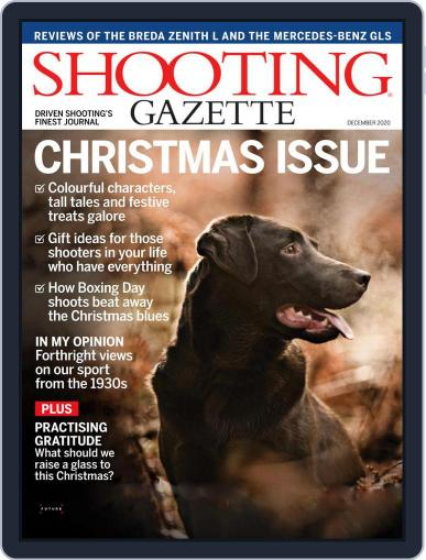 Shooting Gazette December 1st, 2020 Digital Back Issue Cover