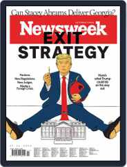 Newsweek International (Digital) Subscription November 27th, 2020 Issue