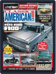 Classic American (Digital) Subscription December 1st, 2020 Issue