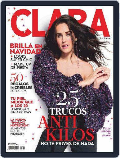 Clara (Digital) December 1st, 2020 Issue Cover