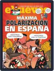 El Jueves (Digital) Subscription November 17th, 2020 Issue
