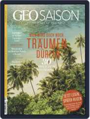 GEO Saison (Digital) Subscription December 1st, 2020 Issue