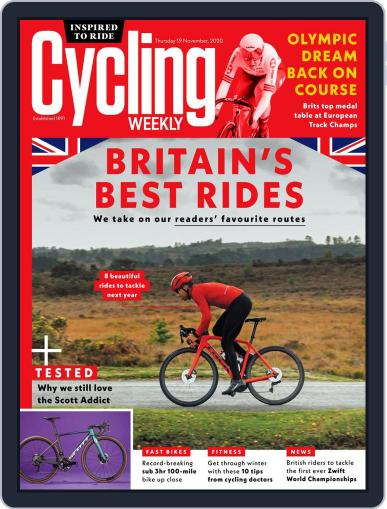 Cycling Weekly November 19th, 2020 Digital Back Issue Cover