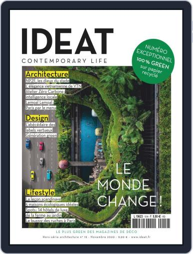 Ideat France (Digital) October 27th, 2020 Issue Cover