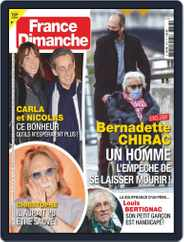 France Dimanche (Digital) Subscription November 20th, 2020 Issue