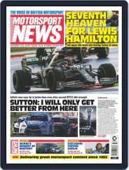 Motorsport News (Digital) Subscription November 19th, 2020 Issue