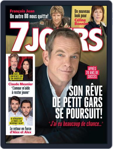7 Jours (Digital) November 27th, 2020 Issue Cover