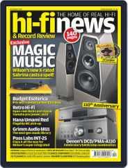 Hi Fi News (Digital) Subscription December 1st, 2020 Issue