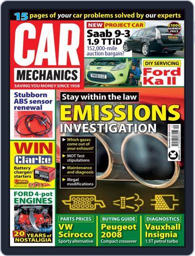 Car Mechanics (Digital) November 1st, 2020 Issue Cover