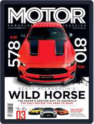 Motor Magazine Australia (Digital) Subscription December 1st, 2020 Issue