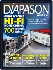 Diapason (Digital) Subscription November 11th, 2020 Issue