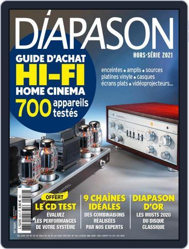 Diapason (Digital) November 11th, 2020 Issue Cover