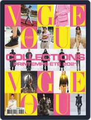 Vogue Collections (Digital) Subscription November 1st, 2020 Issue