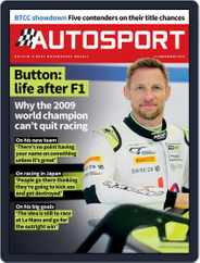 Autosport (Digital) Subscription November 12th, 2020 Issue