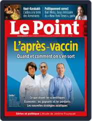 Le Point (Digital) Subscription November 19th, 2020 Issue
