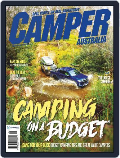 Camper Trailer Australia (Digital) November 1st, 2020 Issue Cover