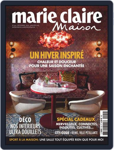 Marie Claire Maison (Digital) December 1st, 2020 Issue Cover
