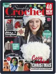 Simply Crochet (Digital) Subscription December 1st, 2020 Issue