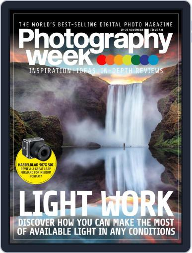 Photography Week (Digital) November 19th, 2020 Issue Cover