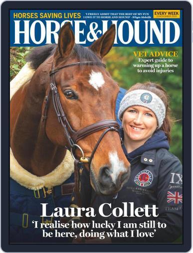 Horse & Hound (Digital) November 19th, 2020 Issue Cover
