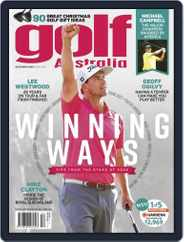 Golf Australia (Digital) Subscription December 1st, 2020 Issue