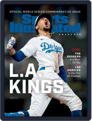 Sports Illustrated MLB Commemorative 2020 Magazine (Digital) Subscription November 13th, 2020 Issue
