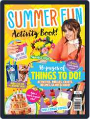 Summer Activity Book Magazine (Digital) Subscription November 10th, 2020 Issue