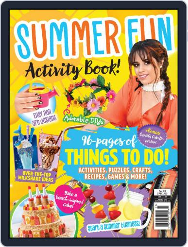 Summer Activity Book November 10th, 2020 Digital Back Issue Cover