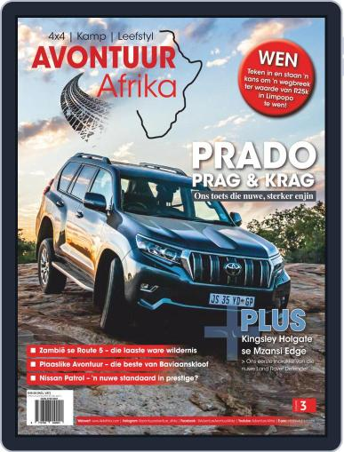 Avontuur Afrika Magazine (Digital) January 1st, 2021 Issue Cover