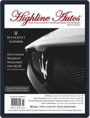 Highline Autos (Digital) Subscription November 1st, 2020 Issue