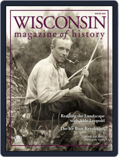 Wisconsin Magazine Of History November 11th, 2020 Digital Back Issue Cover