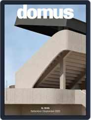 Domus (Digital) Subscription September 1st, 2020 Issue