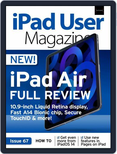 Ipad User (Digital) November 1st, 2020 Issue Cover