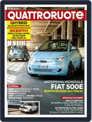 Quattroruote (Digital) Subscription August 1st, 2020 Issue