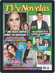 TV y Novelas México (Digital) Subscription November 23rd, 2020 Issue