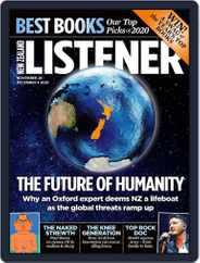 New Zealand Listener (Digital) Subscription November 28th, 2020 Issue