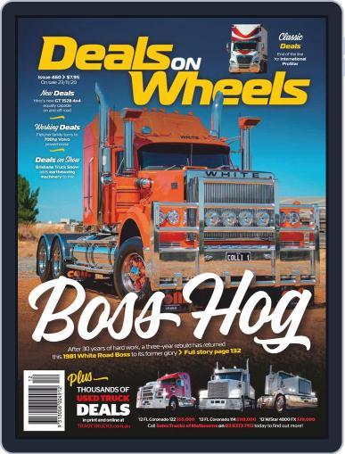 Deals On Wheels Australia (Digital) November 23rd, 2020 Issue Cover