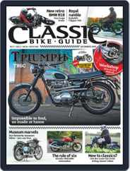 Classic Bike Guide (Digital) Subscription December 1st, 2020 Issue