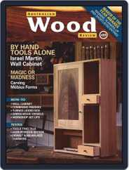 Australian Wood Review (Digital) Subscription December 1st, 2020 Issue