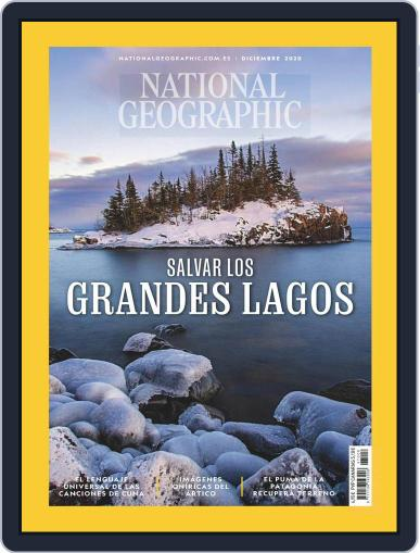 National Geographic - España December 1st, 2020 Digital Back Issue Cover
