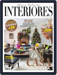Interiores (Digital) Subscription December 1st, 2020 Issue