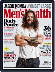 Men's Health UK (Digital) Subscription December 1st, 2020 Issue