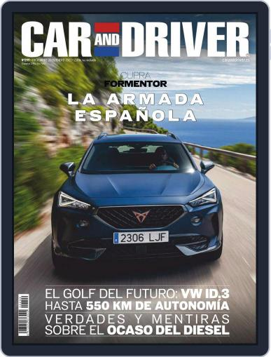 Car and Driver - España (Digital) December 1st, 2020 Issue Cover