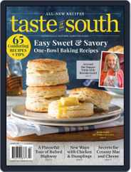 Taste of the South (Digital) Subscription January 1st, 2021 Issue